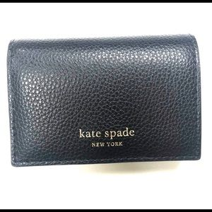 Kate Spade black card wallet